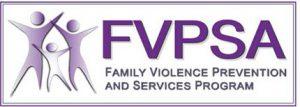Family Violence Prevention Logo