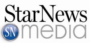 StarNews Media Vector